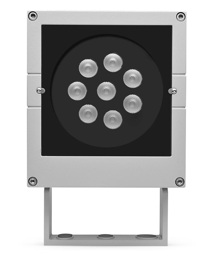 101008RGBW CASE MAXI DMX RGBW 6