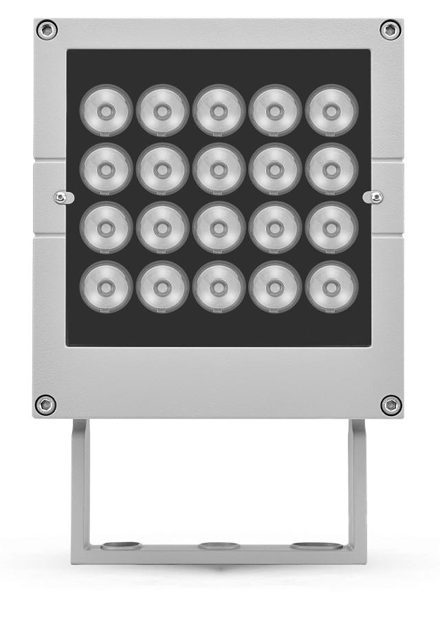 101008RGBW CASE MAXI DMX RGBW 7