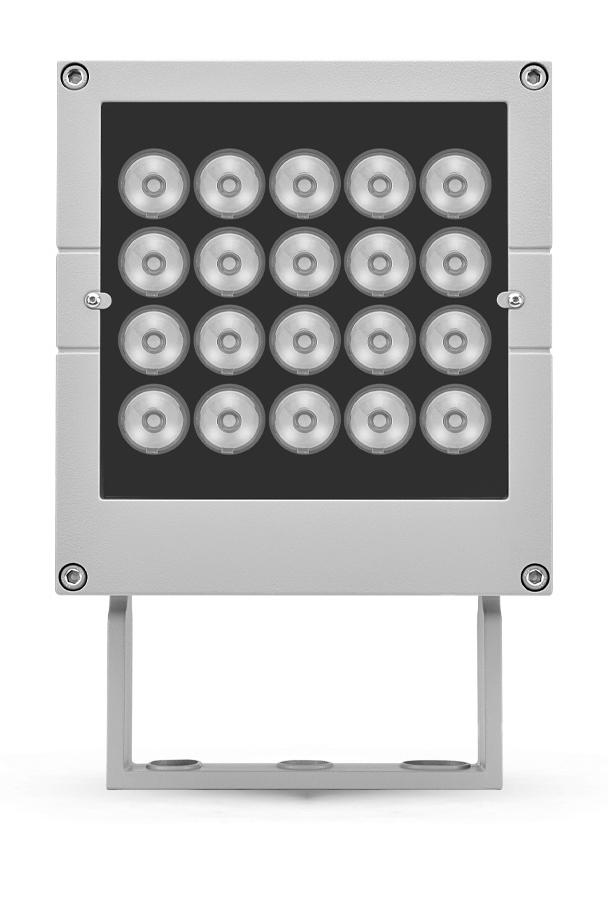 101008RGBW CASE MAXI DMX RGBW 8