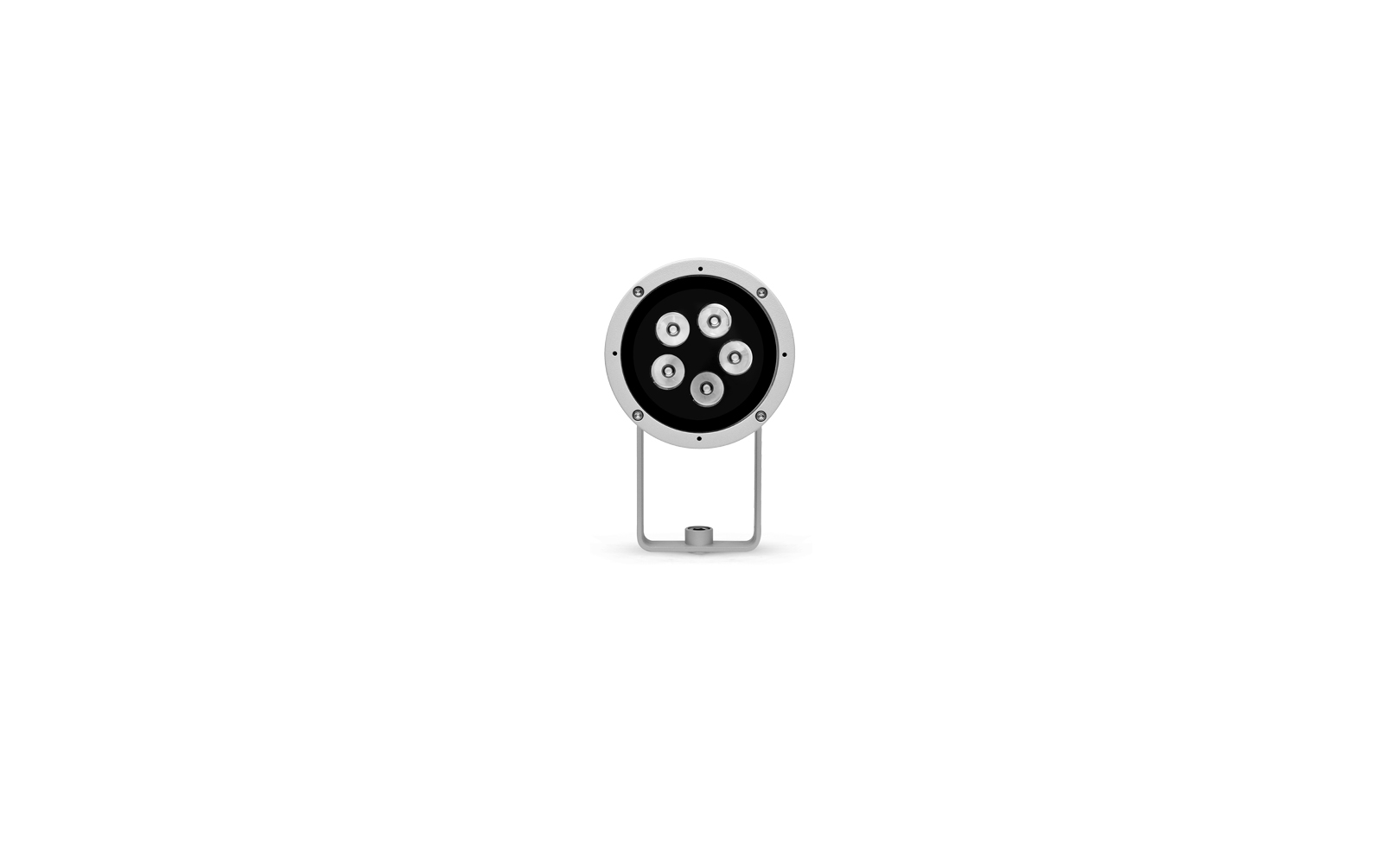 805001-805005 FLASH POLE MEDIUM LED 8W 3
