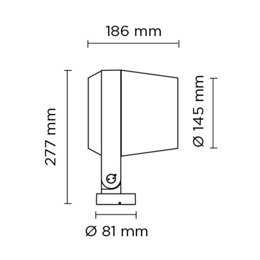 Scheda tecnica 101403 RING MAXI