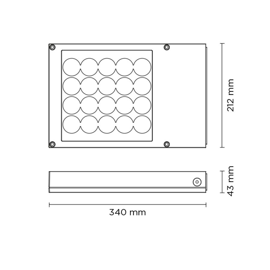 Scheda tecnica 109002 BOOK MAXI