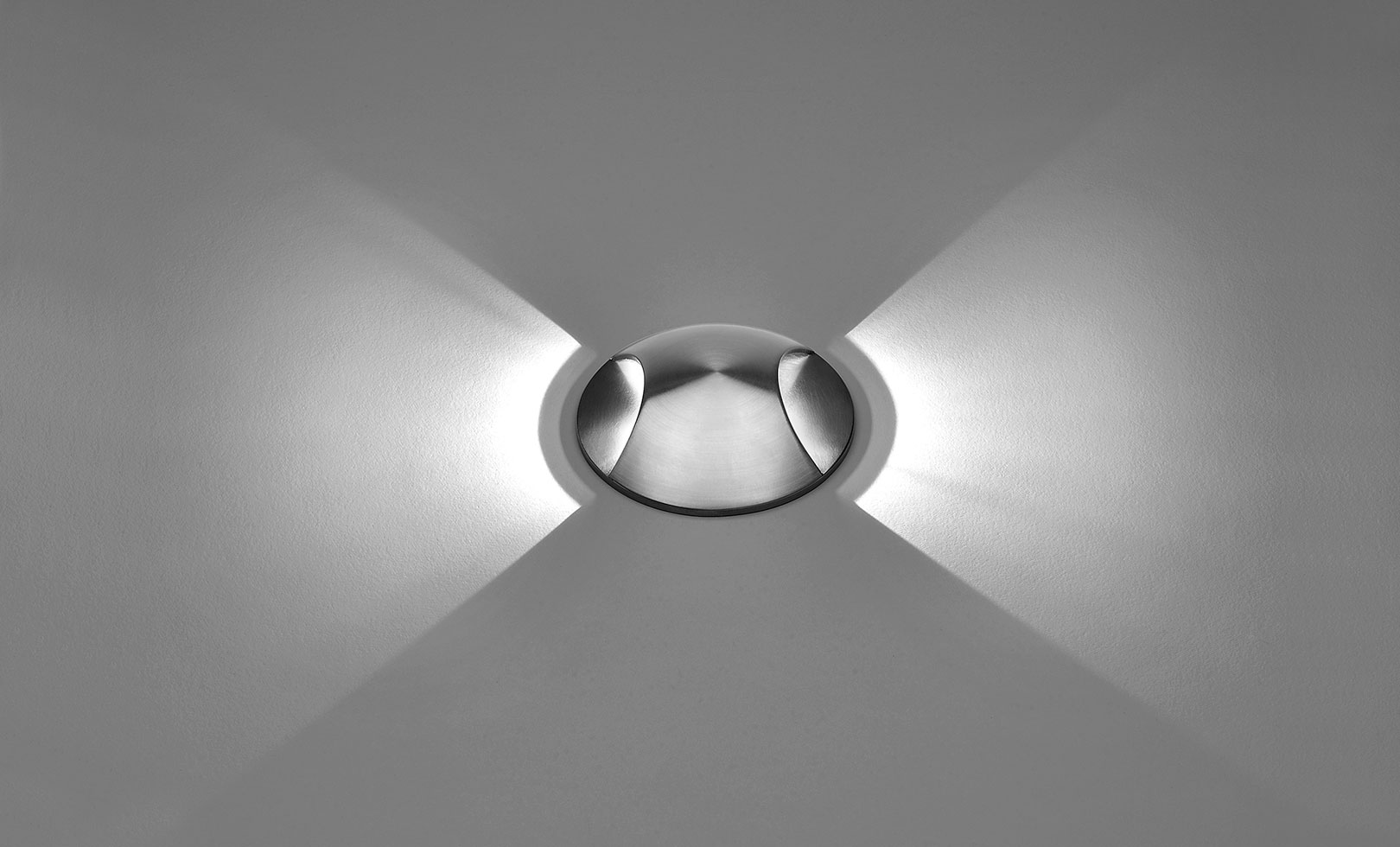 201066 HYDROFLOOR MICRO STEEL 02 LED 5W 1