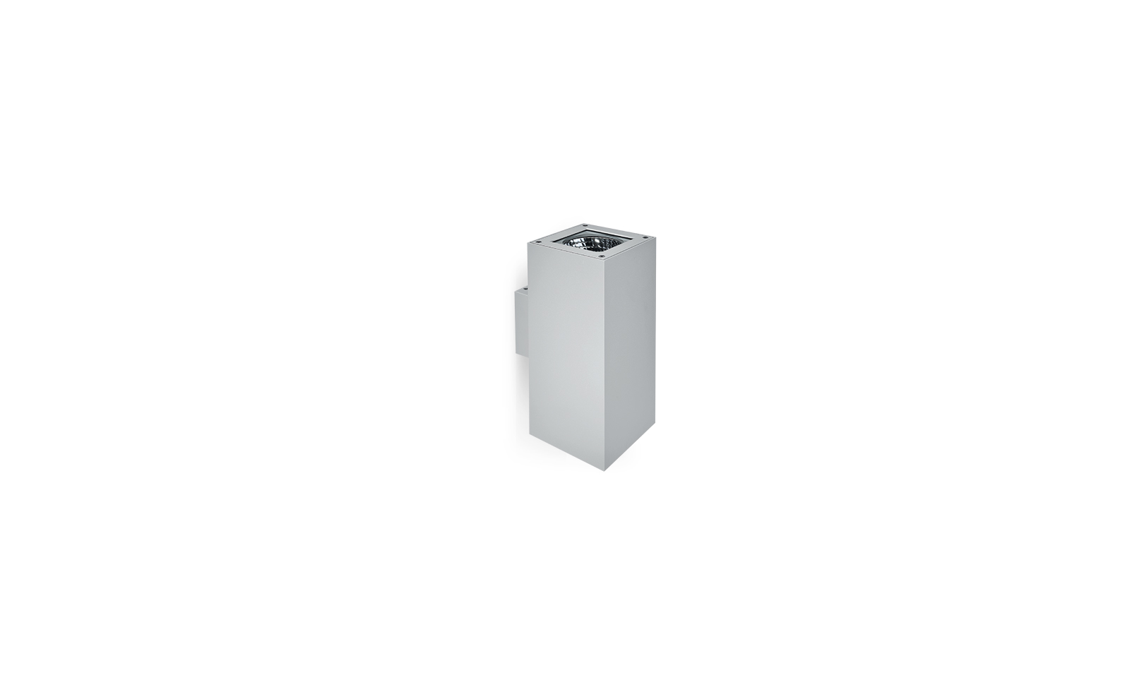 401011 TECH MAXI 02 SQUARE LED 2x39W 2