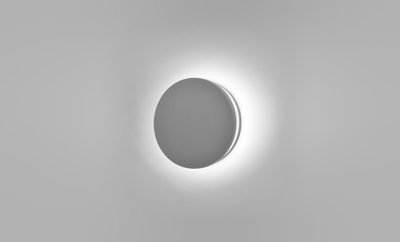 401701 ECLIPSE MINI ROUND LED 9W 1