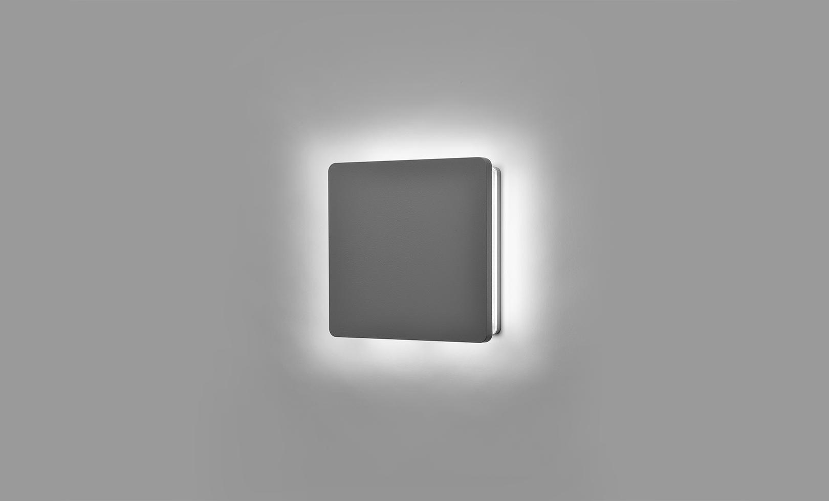 401702 ECLIPSE MINI SQUARE LED 10W 1
