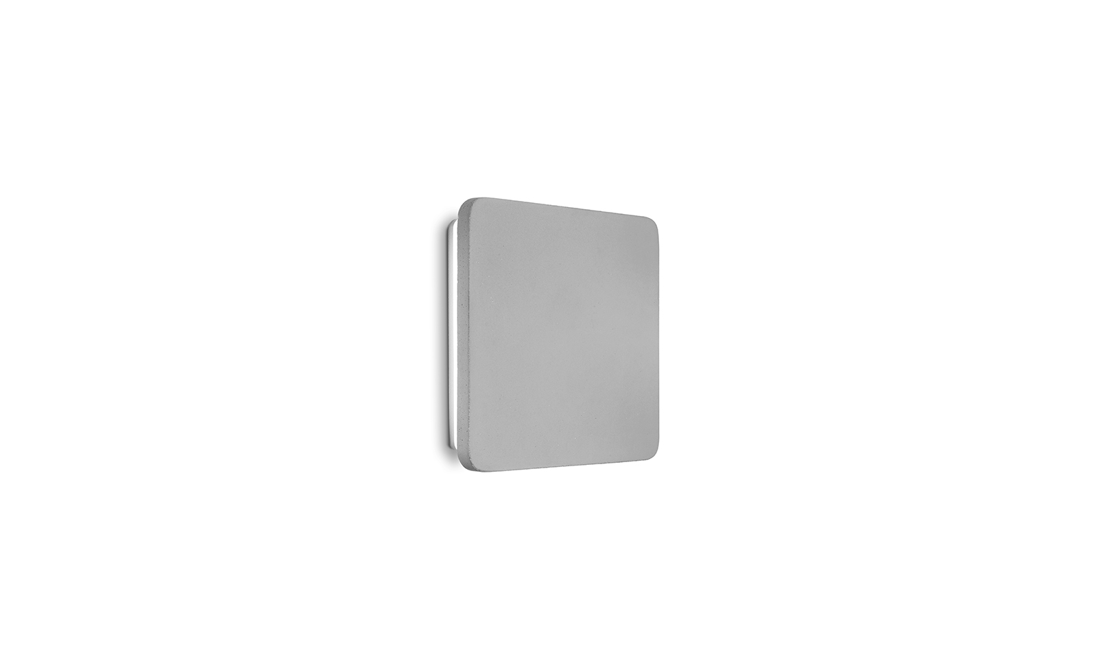 401712 ECLIPSE MEDIUM SQUARE CONCRETE LED 14W 2