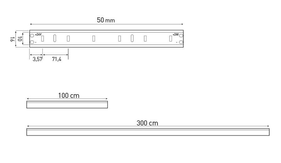 Scheda tecnica 401806 HYDROFLEX TOP LED