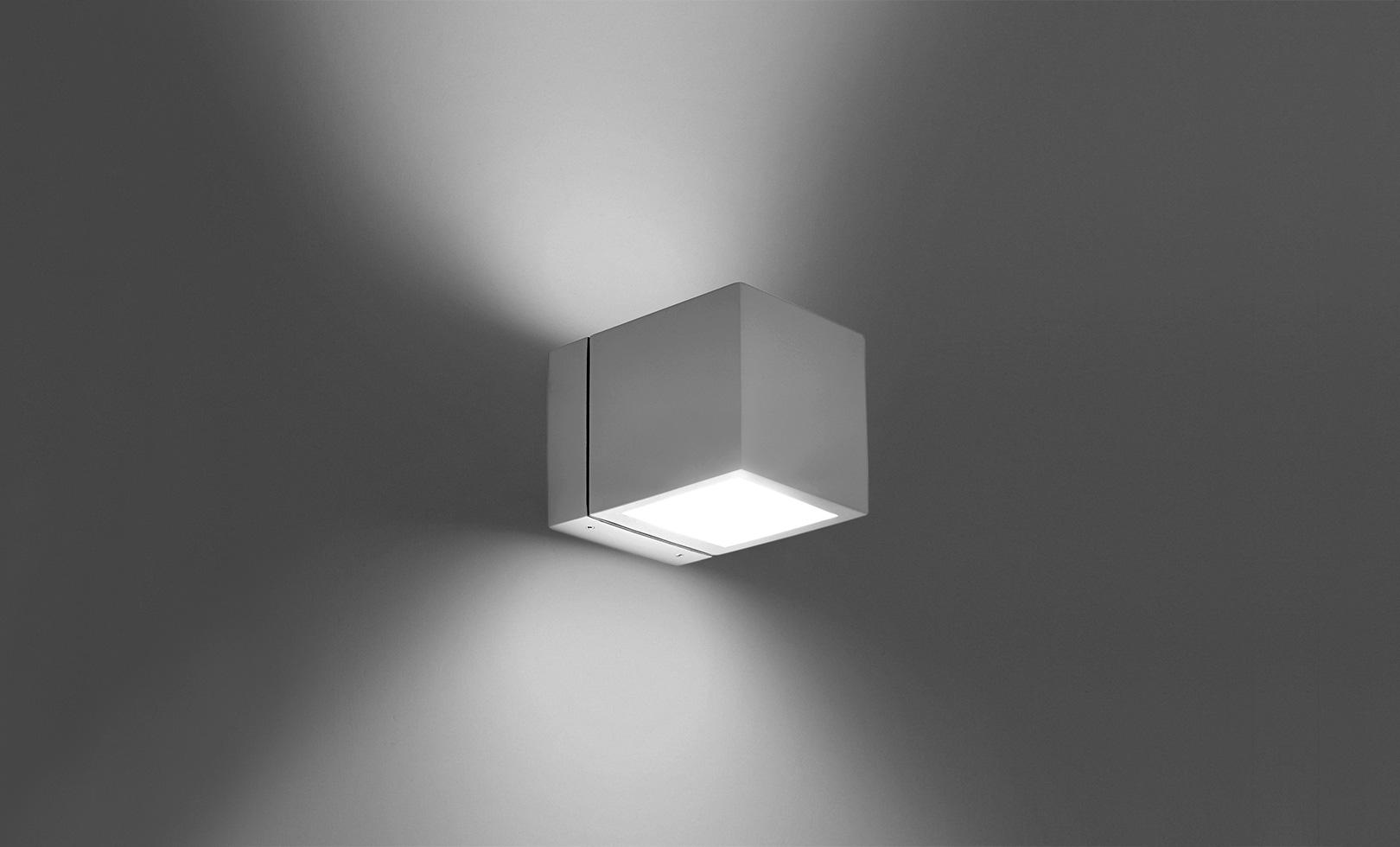 402202 CUBE 02 LED 2 x 7.5W 1