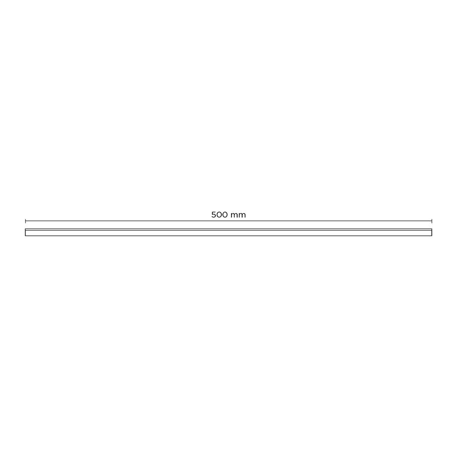 Scheda tecnica 402102 HYDROCOVE x70 5000 LED 18W / meter