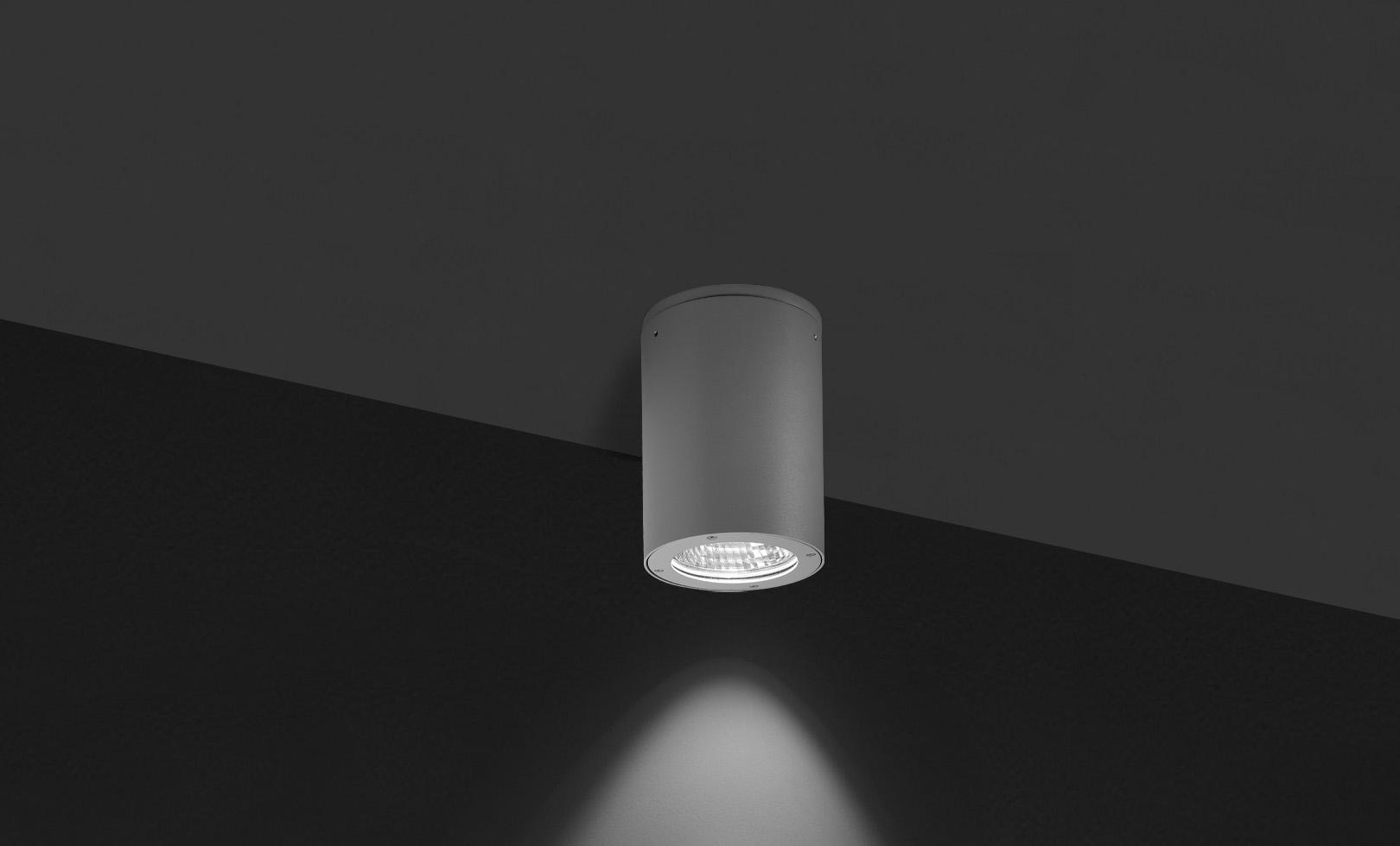 706005 TECH MEDIUM 03 ROUND LED 26W 1