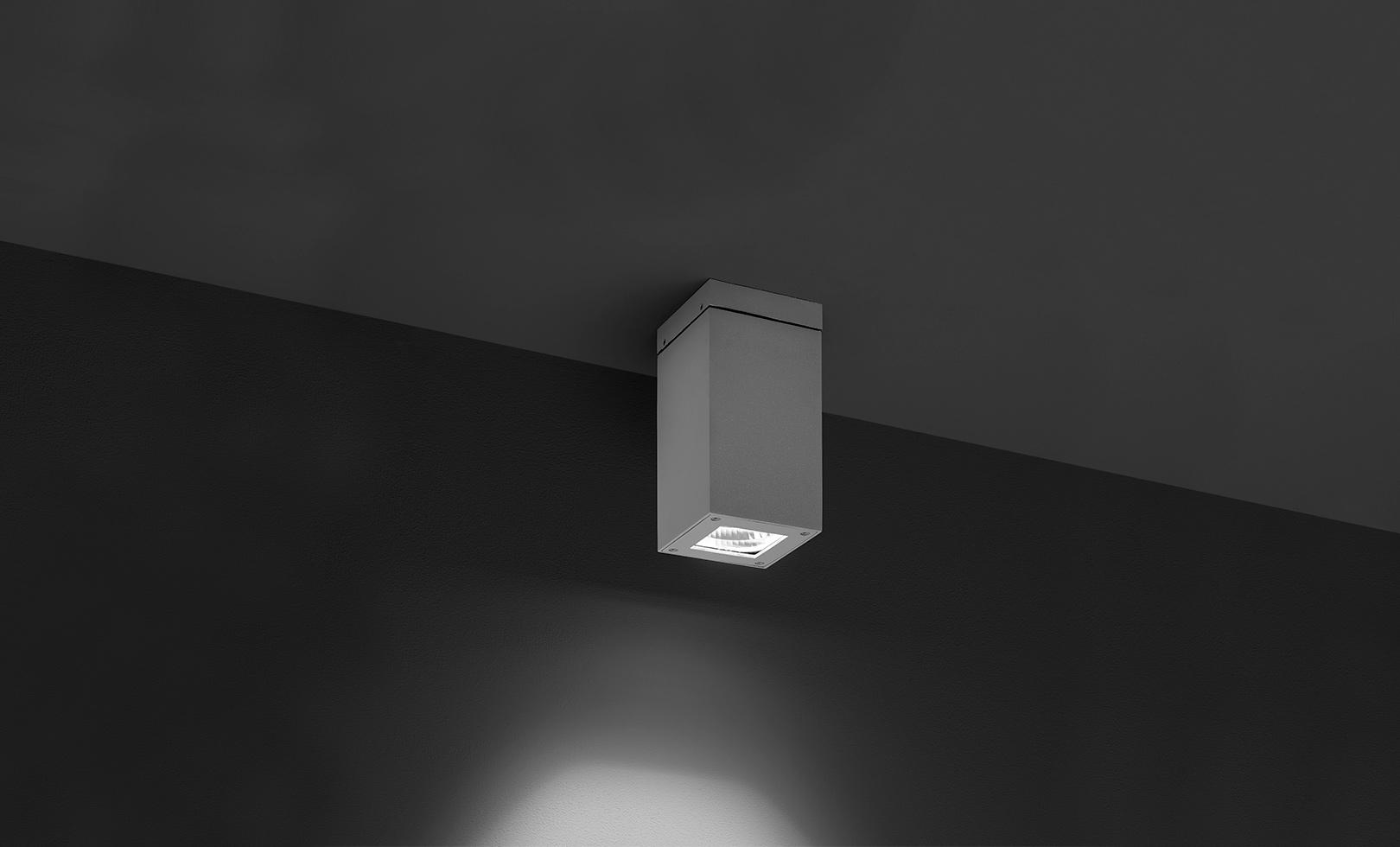 706006 TECH MINI 03 SQUARE LED 13W 1