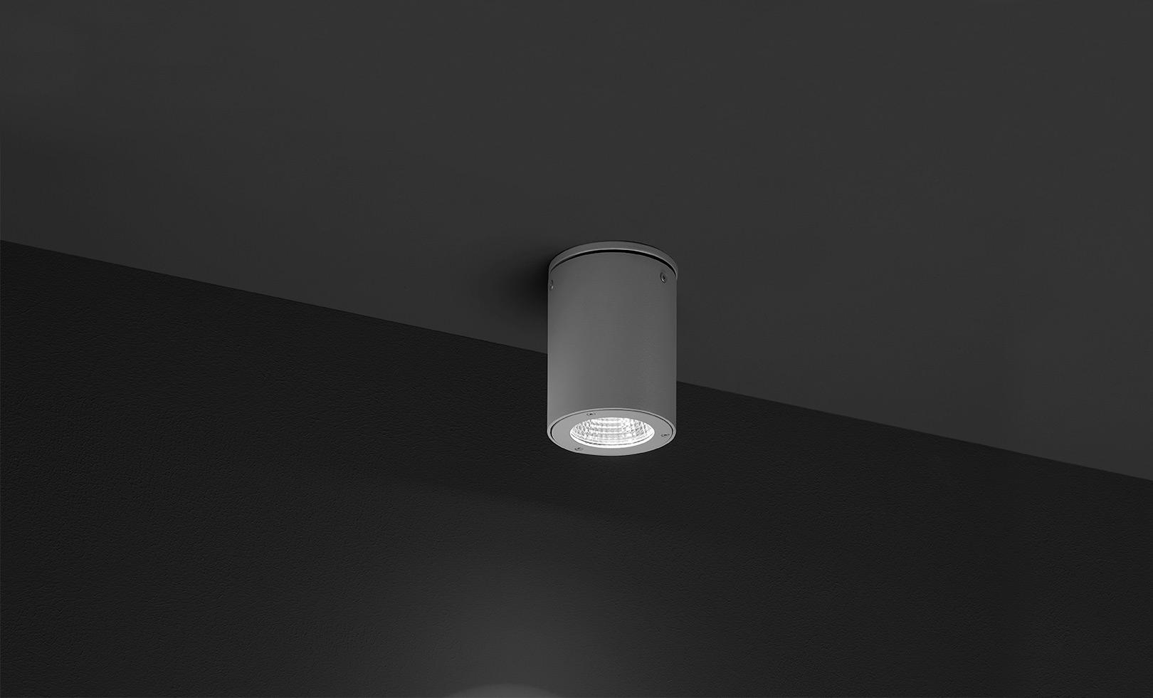 706008 TECH MINI COMPACT 03 ROUND LED 9W 1