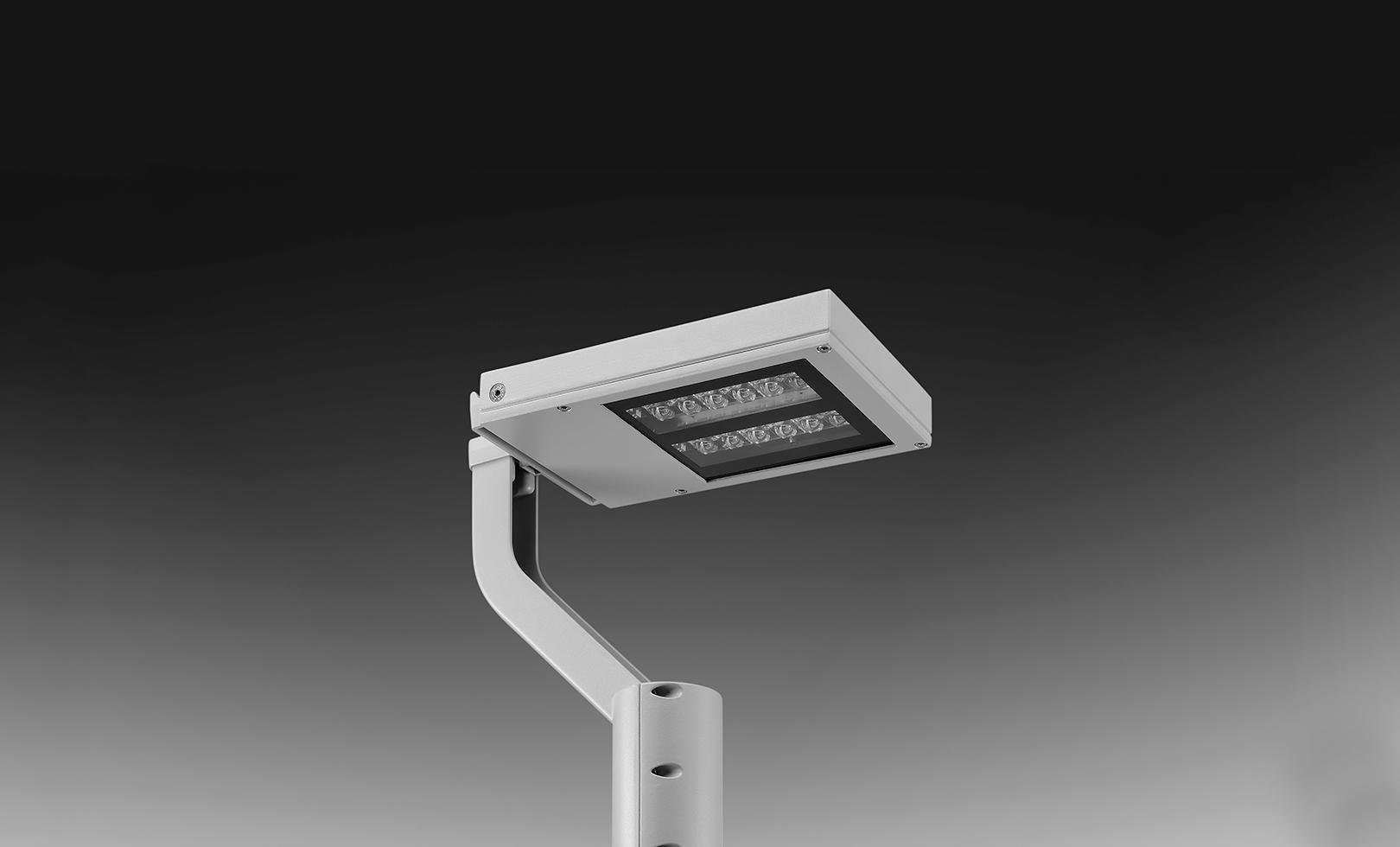 803005 BOOK ARM POLE-TOP MAXI LED 18 -> 36W 1