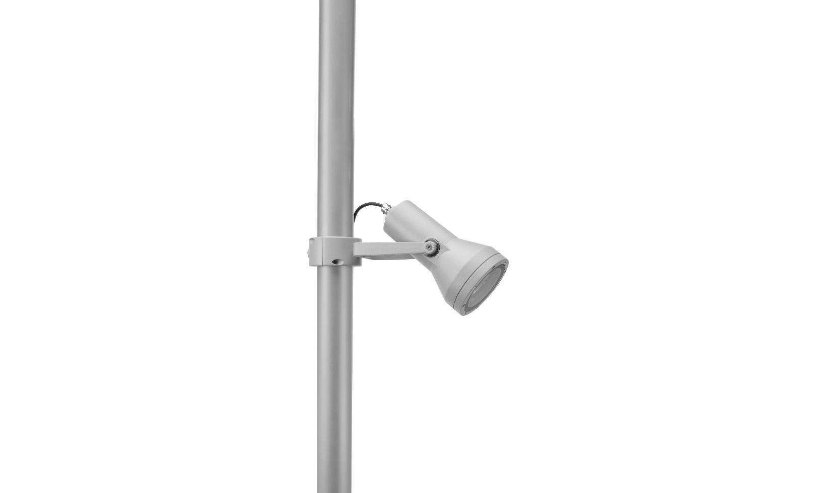 805001-805005 FLASH POLE MEDIUM LED 8W 2