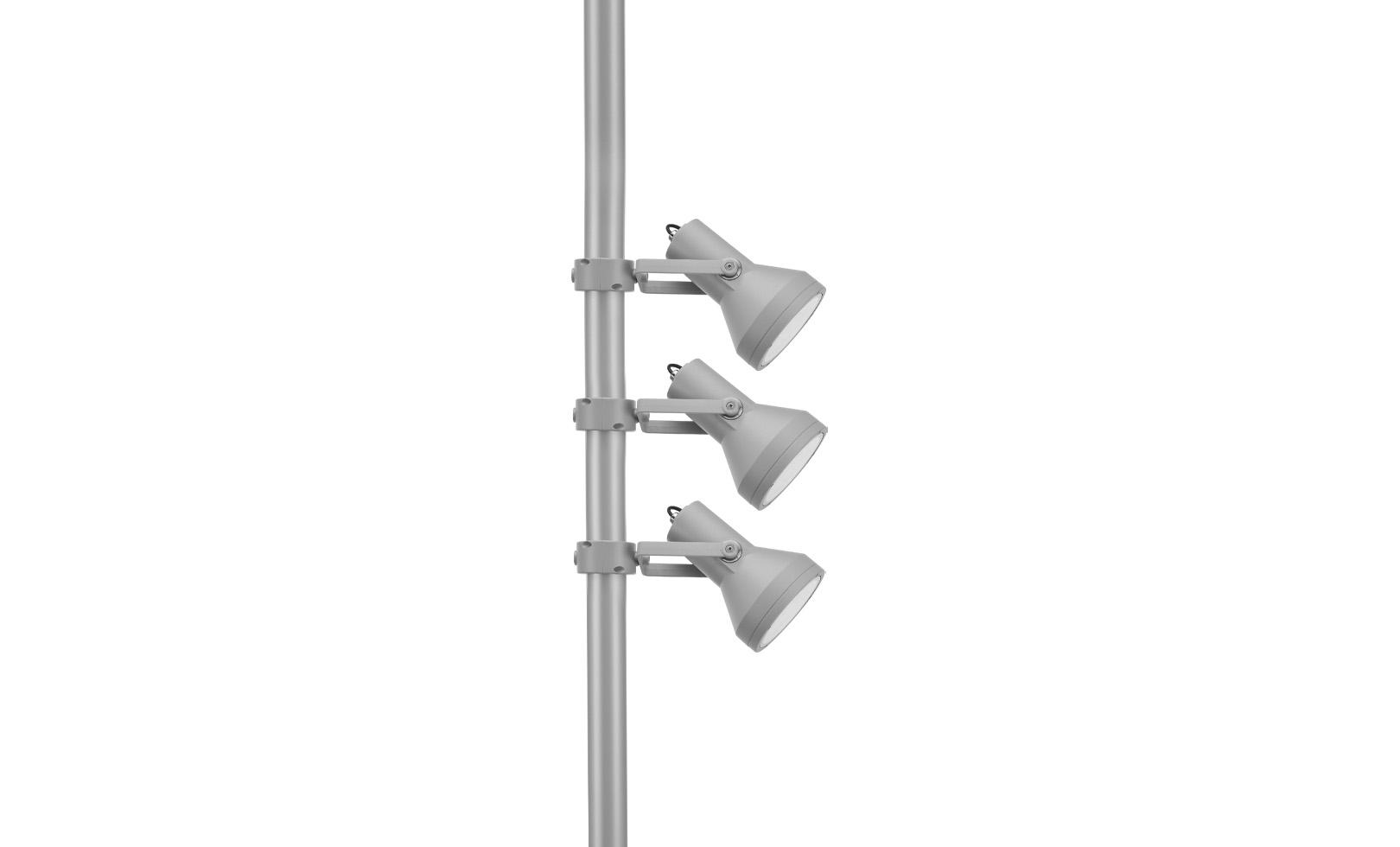 805003-805007 FLASH POLE MAXI LED 12W 3