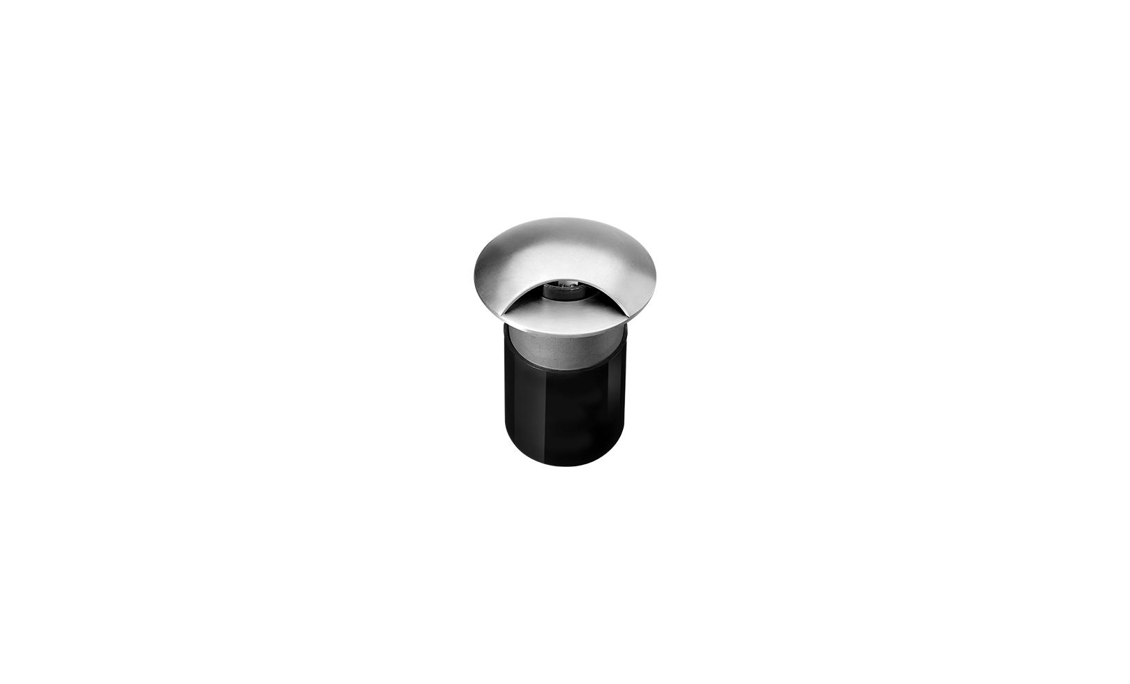 201065 HYDROFLOOR MICRO STEEL 01 LED 3W 2
