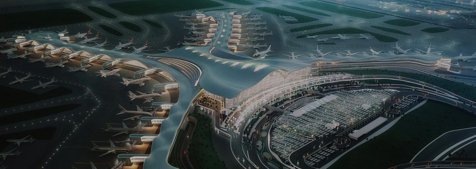 Abu Dhabi International Airport 2