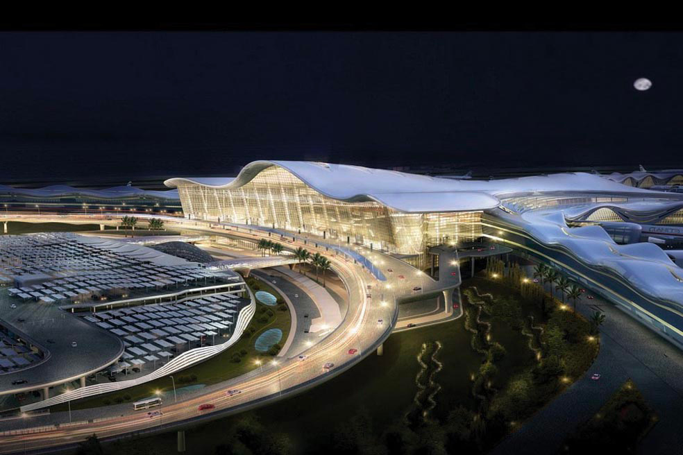 Abu Dhabi International Airport 3