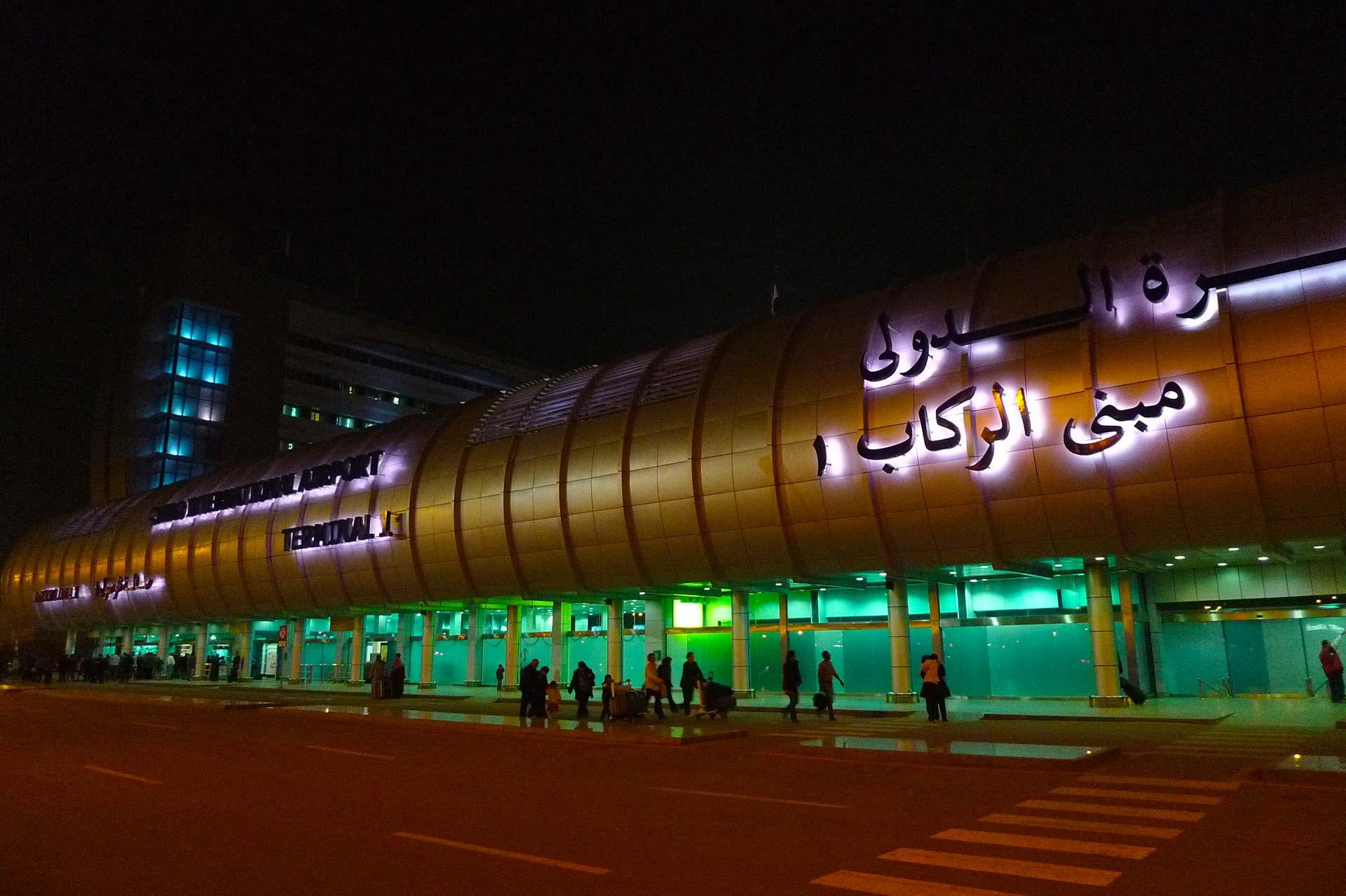 Cairo International Airport 5