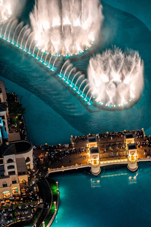 Dubai Mall Bridge 2