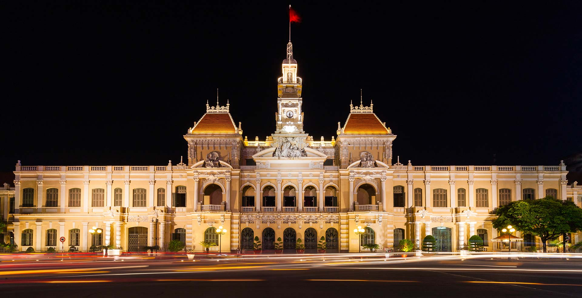 Ho Chi Minh City Hall 1