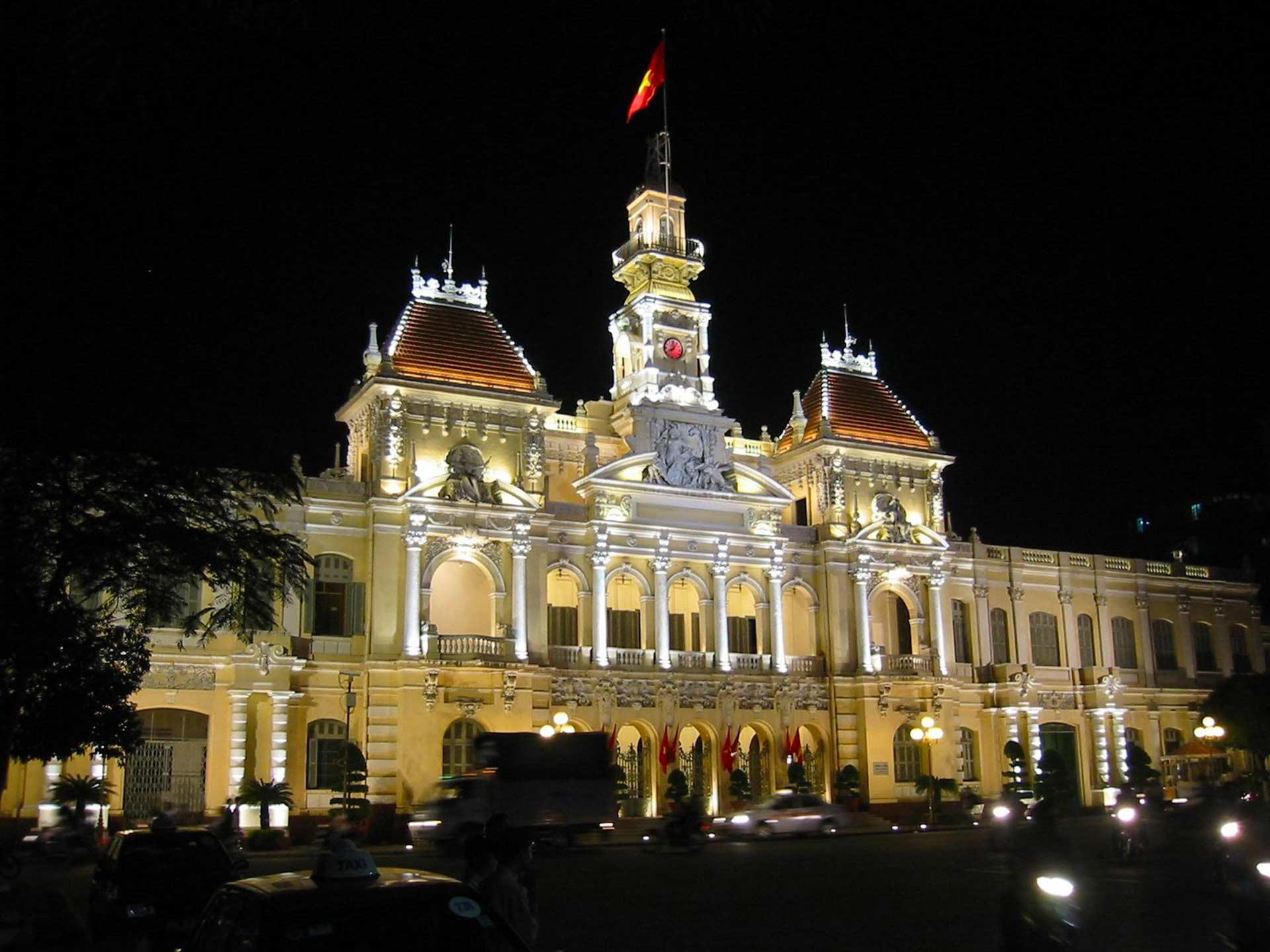 Ho Chi Minh City Hall 2