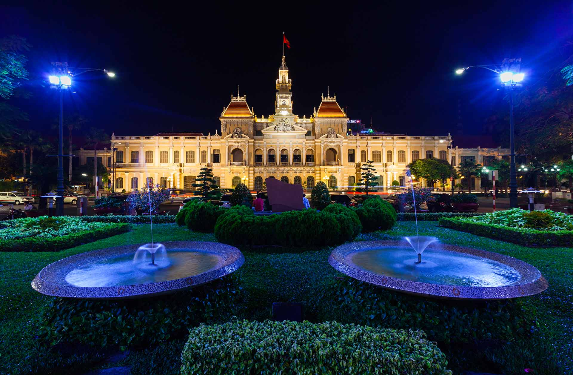 Ho Chi Minh City Hall 3