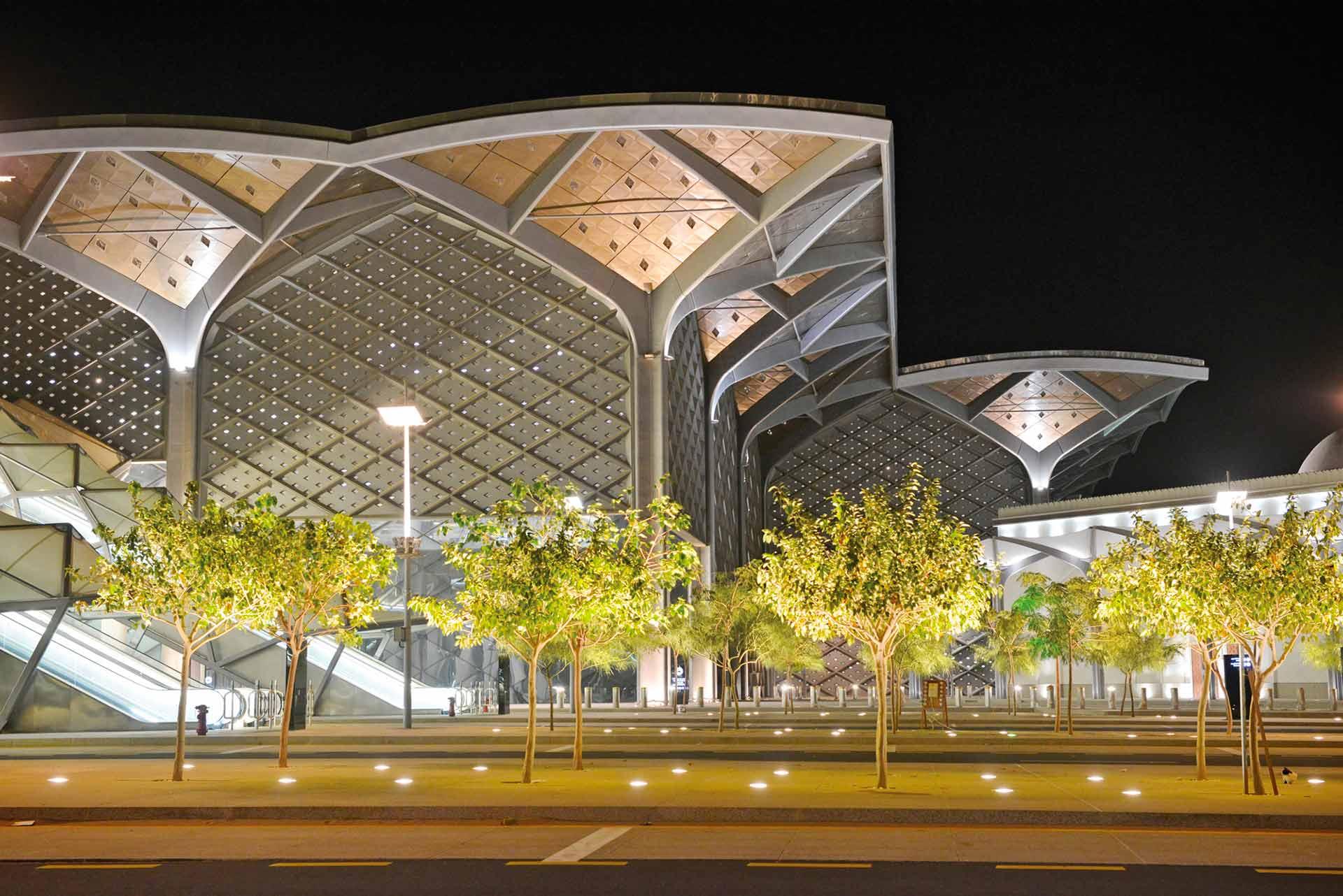Haramain High Speed Rail Jeddah Station 4