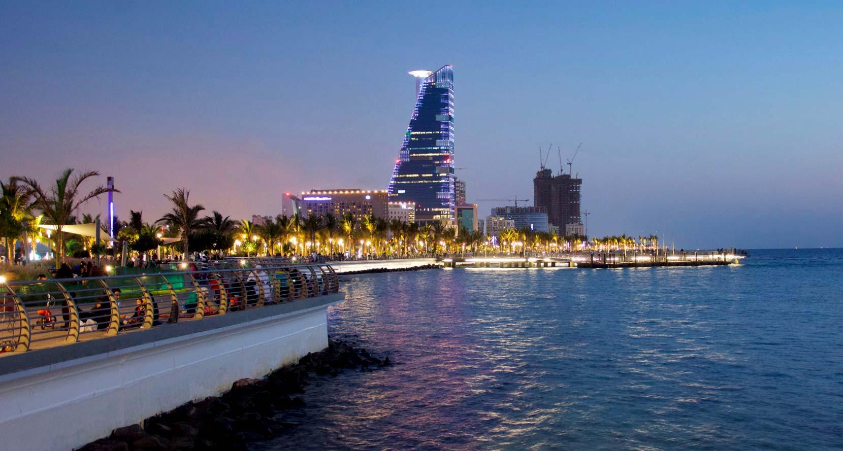 Jeddah Corniche 2