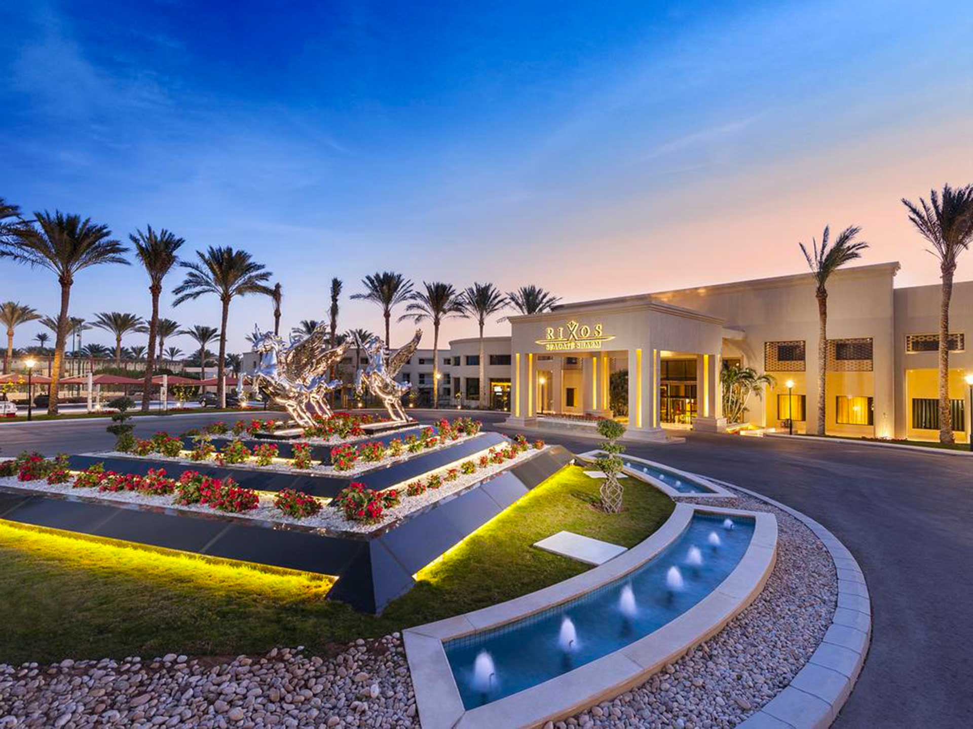 Rixos Seagate Sharm 3