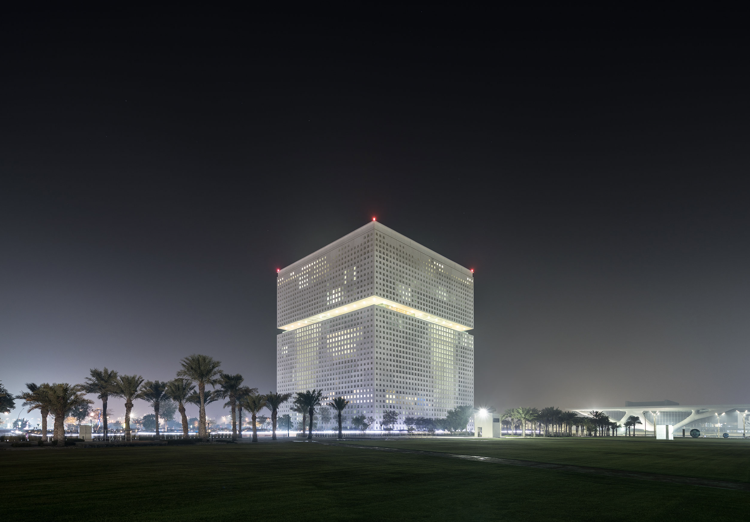 Qatar Foundation Headquarter