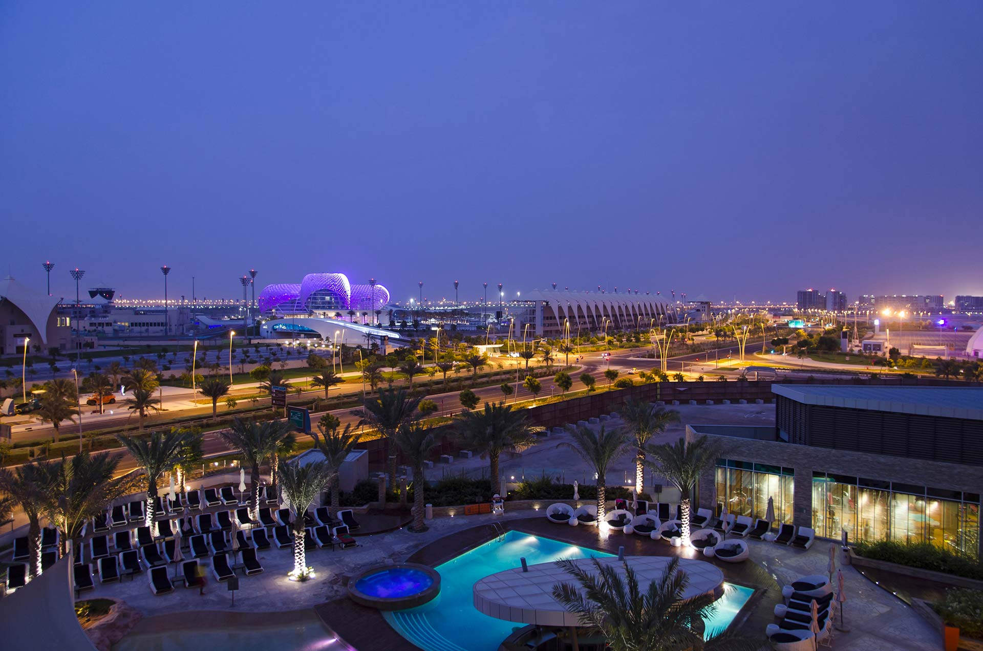 Yas Island Development
