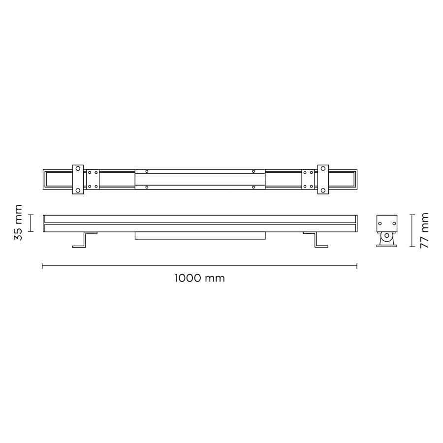 Scheda tecnica 402701-02-03-04 GRAZER LED