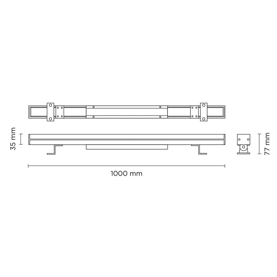 Scheda tecnica 402705-06-07-08 GRAZER RGBW TUNABLE WHITE