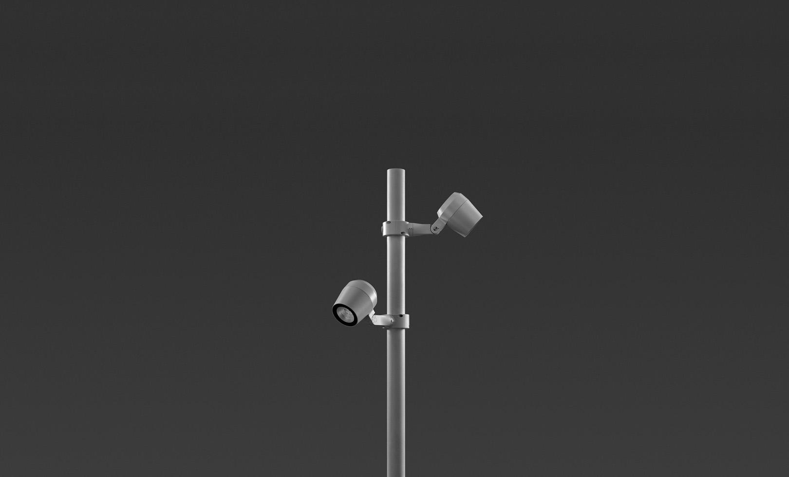 807002-807005 RING POLE MEDIUM LED 1