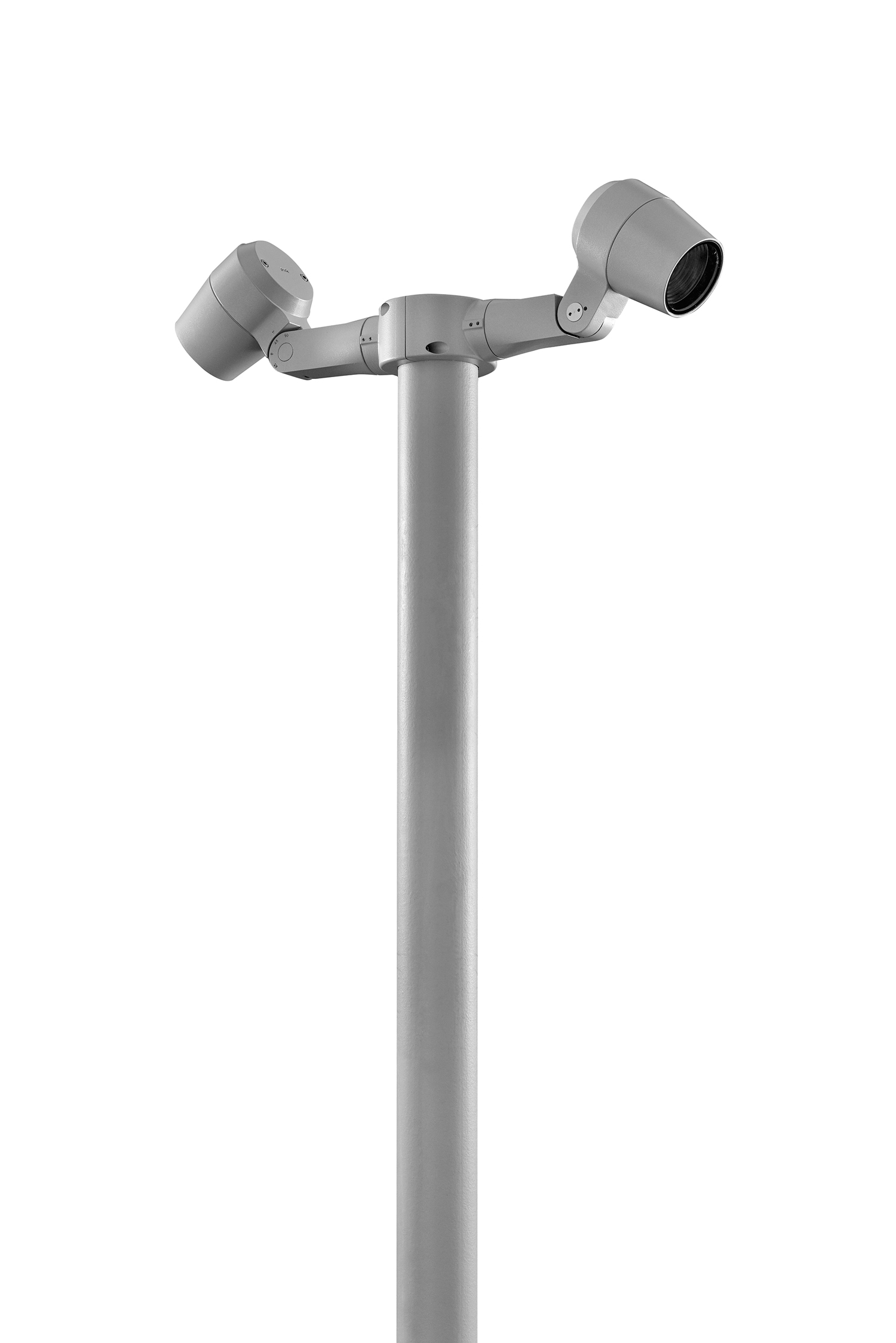807001-04 RING POLE MINI White