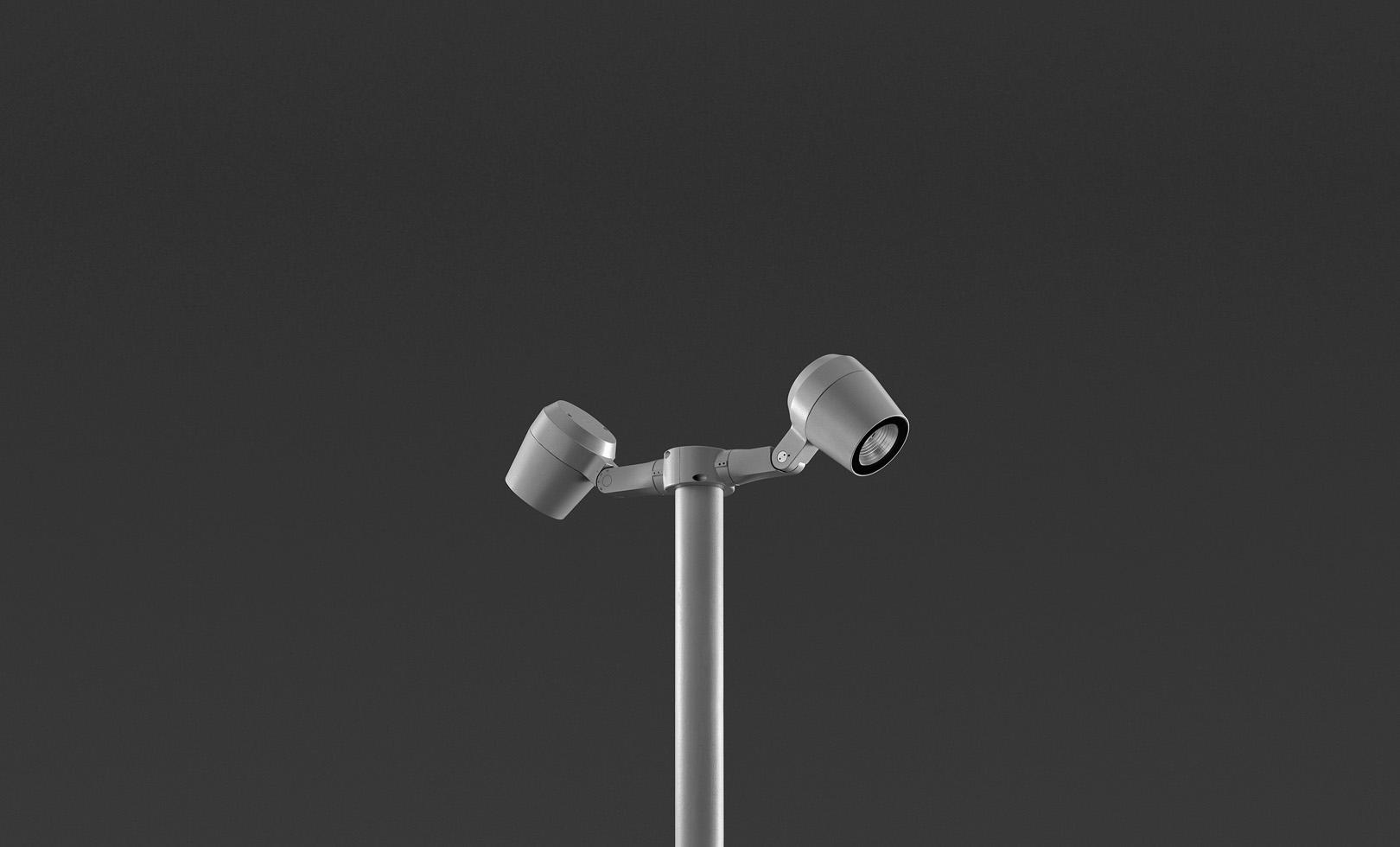 807002-807005 RING POLE MEDIUM LED 4