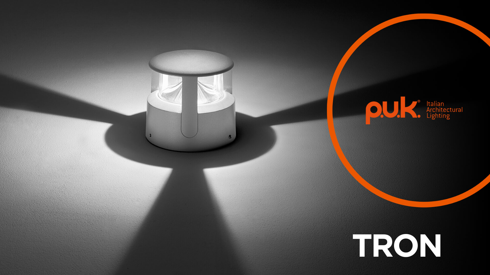PUK bollards: introducing Tron