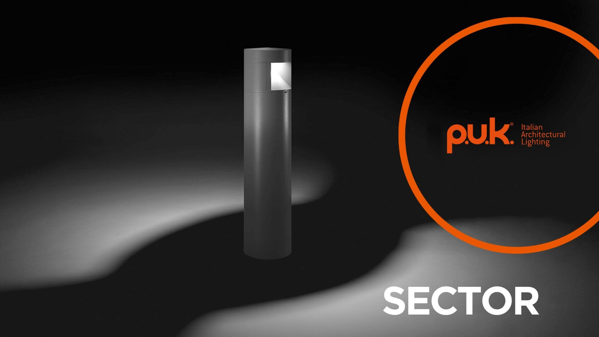 PUK bollards: meet Sector