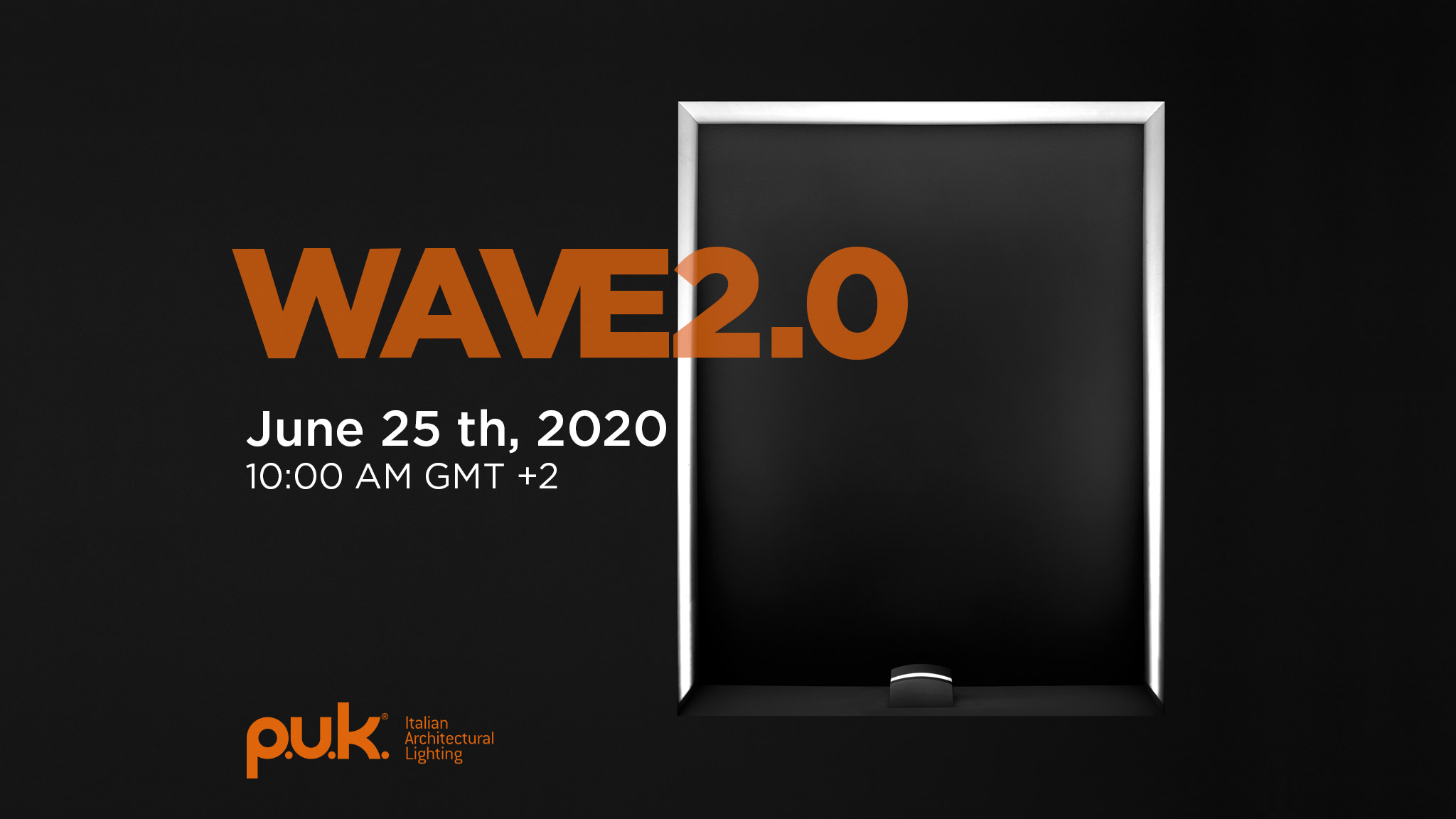 Introducing Wave 2.0: the updated surface mounted luminaire