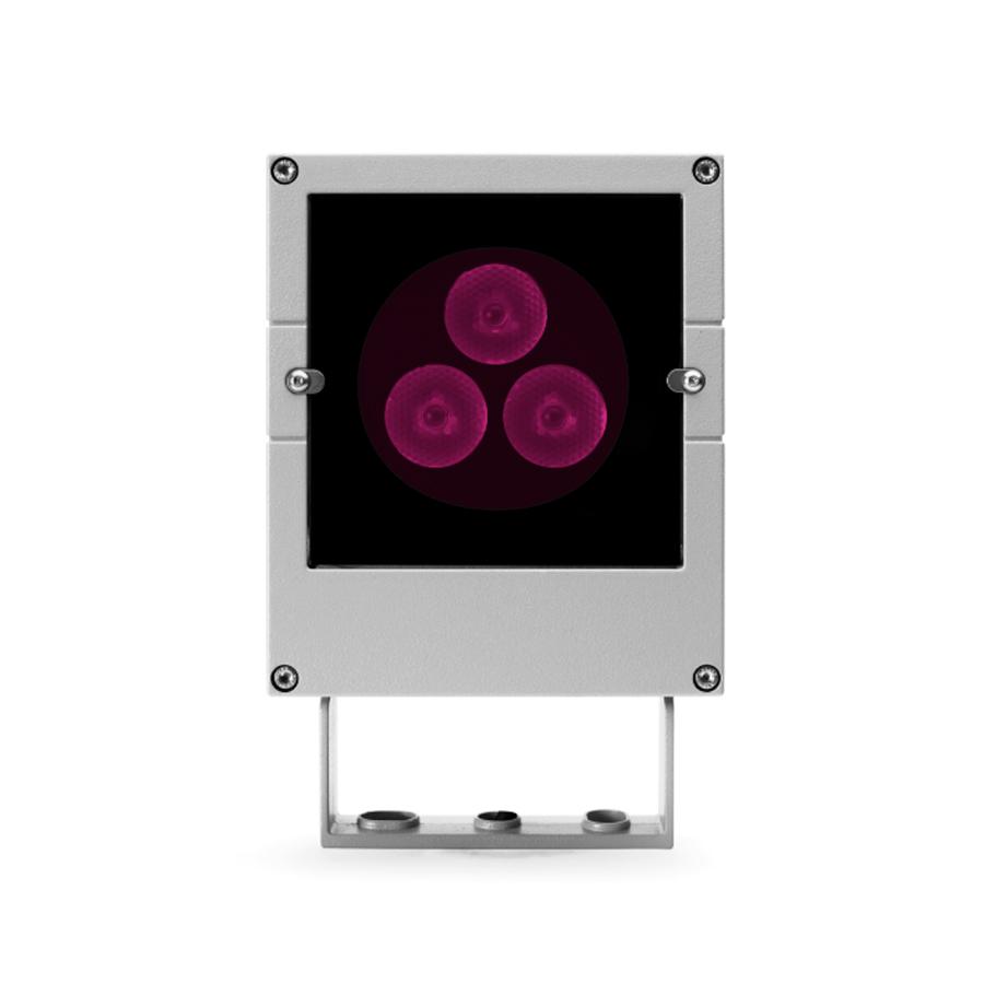 101008RGBW CASE MAXI DMX RGBW 5