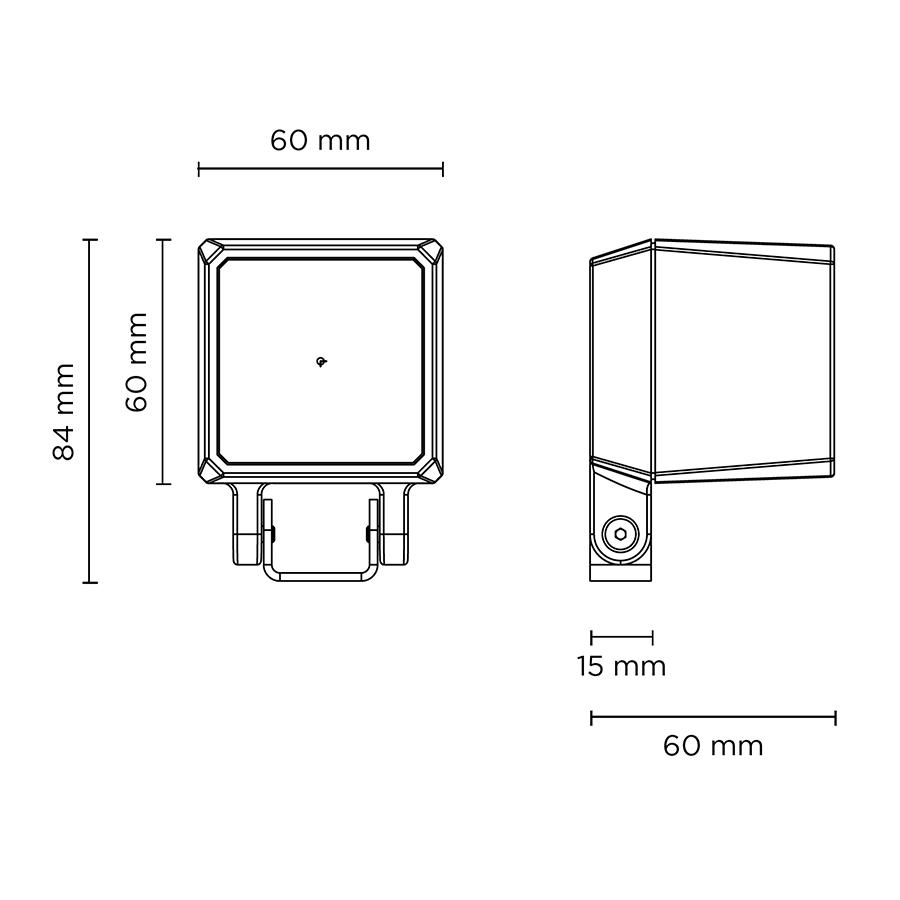 Scheda tecnica 101601 QUBO MICRO HP