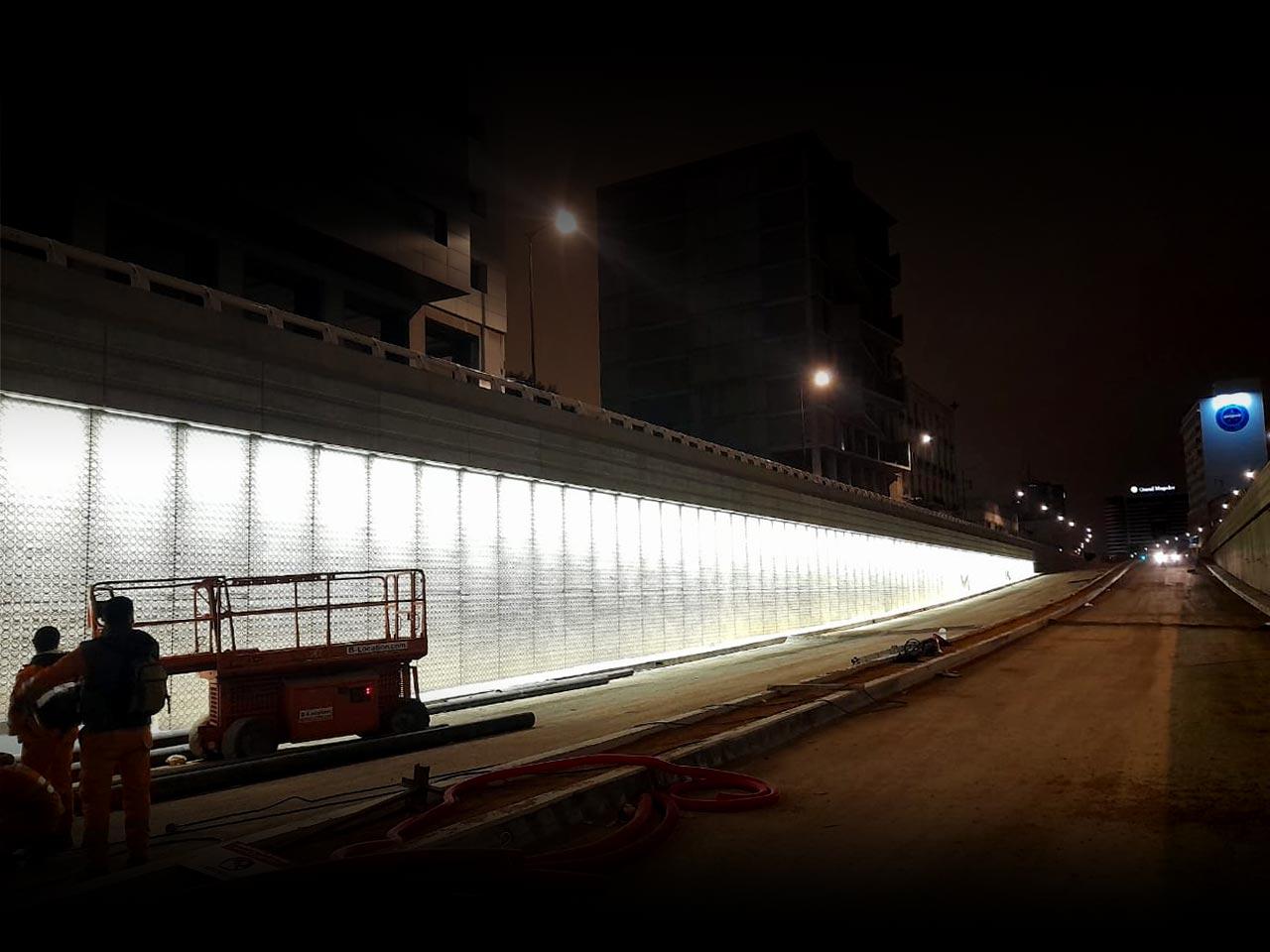 Tunnel Almohades 5