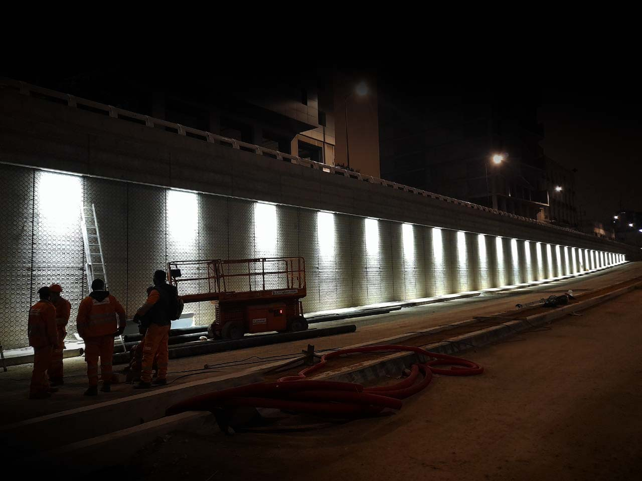 Tunnel Almohades 4
