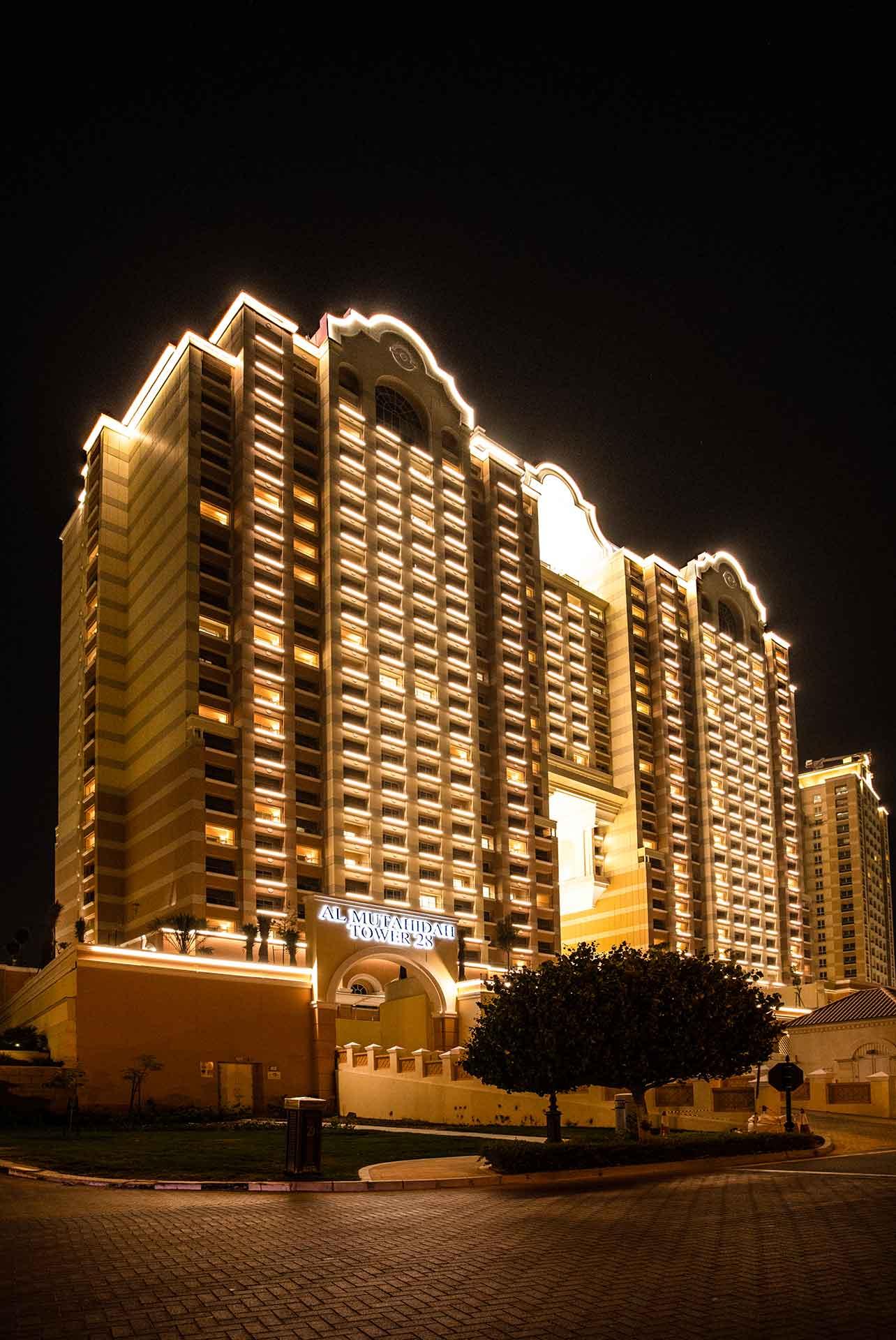 Al Mutahidah Towers 5